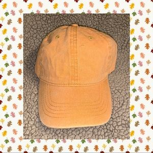 Accessories - Mustard Vintage Washed Adjustable Dad-Hat